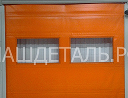 Технологические двери и ворота